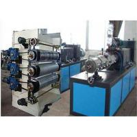 Buy cheap PVC Plastic Sheet Extrusion Line , Polyrethane PVC Sheet Production Line from wholesalers