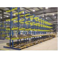 Buy cheap Metal structural Cantilever Racking Systems timber furniture pipe tubes stock from wholesalers