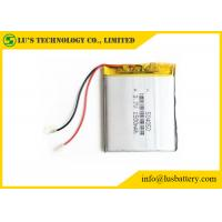Buy cheap Low Internal Resistance Rc Helicopter Battery 3.7 V 1500mah OEM / ODM Available from wholesalers