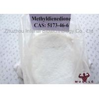 Buy cheap Muscle Mass Building Prohormones , Estra 4 9 Diene 3 17 Dione 30mg CAS 5173-46-6 from wholesalers