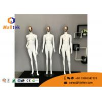 Buy cheap Window Display Retail Shop Fittings Flexible Full Body Female Mannequin product