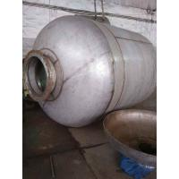 Wholesale Vertical Pressure Vessel Tank Customized Stainless Steel Storage Tank from china suppliers