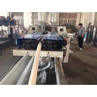 Buy cheap SBG200 HDPE / PP Double Wall Corrugated Pipe Machine full automatic from wholesalers
