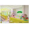 Customize Children Adventure Soft Indoor Playground Equipment for Macdonalds Manufactures