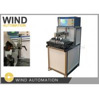 Buy cheap Commutator Roundness Electric Motor Testing Equipment For Brushed DC Motor from wholesalers