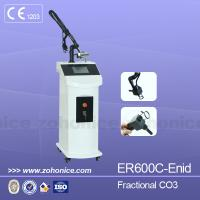 Buy cheap Scar Removal Fractional Co2 Laser Machine 30W With LED Touch Screen Footswitch from wholesalers