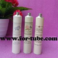 Collapsible Aluminum Cosmetic Tube for Hand Cream Manufactures