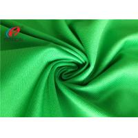 Buy cheap Waterproof Green Polyester Brushed Tricot Fabric Lining Fabric For Garment from wholesalers