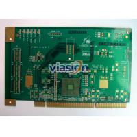 Buy cheap 10 Layer FR4 Immersion Nickel / Gold Multilayer PCB For IT Infrastructure from wholesalers