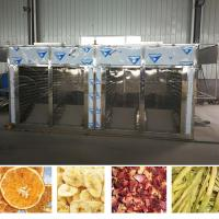 Buy cheap Energy Saving Industrial Beef Jerky Dehydrator / Food Drying Machine Hot Air from wholesalers