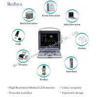 Buy cheap Portable Ecografo 4D Color Doppler Ultrasound Machine, Portable Echo Ultrasound Scanner from wholesalers