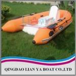 Buy cheap Rigid inflatable boat fiberglass fishing boat from wholesalers
