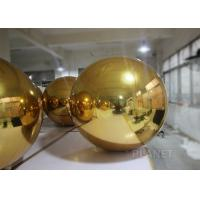 Buy cheap 0.7mm PVC Floating Mirror Ball Decorations Logo Printing Fire - Resistance from wholesalers