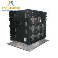 Buy cheap 13 Ports Full Bands 650W High Power Vehicle Anti-bomb Jammer Block RF 20-500MHz & Mobiles from wholesalers