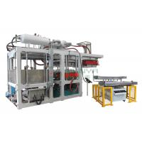 Buy cheap Disposable Tableware Making Machine / Lunch Box Paper Dish Making Machine 14000Pcs / H from wholesalers
