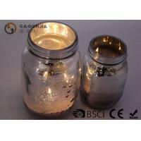 Wine Bottle Led Lights Mason Jar Outdoor Lights Glass / Plastic Material
