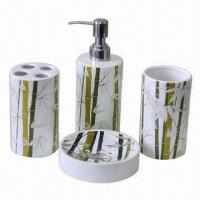 Wholesale Bathroom Accessories Set, Suitable or Hotels from china suppliers