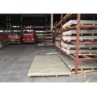 Buy cheap Acid White Cold Rolled Stainless Steel Sheet 2B, BA, No.4, 8k Finish from wholesalers
