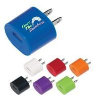 Buy cheap Freeuni Smart technology 5v 1a colorful travel wall usb charger buy from China from wholesalers