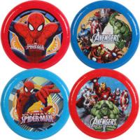 Buy cheap Spiderman 9 Inch Plastic Flying Disc , Eco-Friendly Colorful Flying Disc Toy from wholesalers