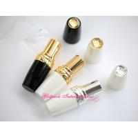 Buy cheap Three Metallic Color 5g Diamond Cap Rotating Lipstick Holder 12.1mm Empty Lipstick Contain from wholesalers