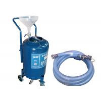 Buy cheap Portable Wall Plastering Machine / Customized Mortar Sprayer 110L Volume from wholesalers