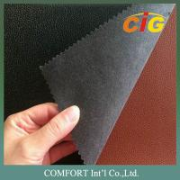 Buy cheap Printing Press Based PU Emboss Leather for Book / Notebook Binding and Folders from wholesalers