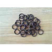 Buy cheap Brown FKM 75 Rubber O Ring Seal 20 - 90 Shore A Hardness Alkali Resistant from wholesalers