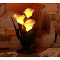Buy cheap Iron candle floor stand ,Iron flower shaped candle floor stand,Iron flower candle holder from wholesalers