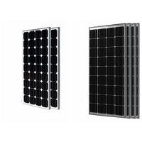Buy cheap 280W 24Volt High Efficiency PV Panels With 3.2mm Low - Iron Tempered Glass from wholesalers