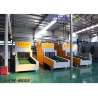 Nonwoven Electronic Weighing Automatic Bale Opener For Wadding Making Manufactures