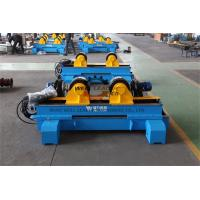 10T Hydraulic Welding Turning Rolls For Pipe Vessel Boiler Fabrication Manufactures