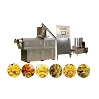 Buy cheap SR -70 200-260Kg / Hr Snack Food Extruder Machine Puff Food Processing from wholesalers