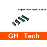 Buy cheap Customized 1 / 2 / 3 Track Magnetic Card Reader Module 500,000 passes from wholesalers