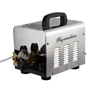 Buy cheap 45 Nozzles High Pressure Misting System Fog Machine For Commercial Use With Timer from wholesalers