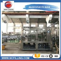Wholesale Automatic Carbonated Drink Water Washing Filling Machine for Plastic Bottle from china suppliers
