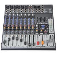 Buy cheap 12 Channel Professional Audio Mixer  Audio Stage Mixing Console  X1222USB from wholesalers