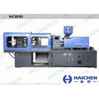 Wholesale 90 Ton Plastic Injection Molding Machine Hydraulic For PP / PS / PVC / PE from china suppliers