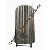 75 HL Jacketed Beer Serving Tank  , Jacketed Stainless Steel Serving Tank Manufactures