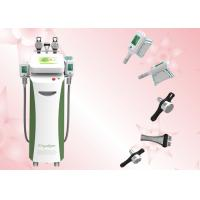 Buy cheap Vacuum Cryolipolysis Slimming Machine / Coolplas Cryolipolysis Machine For Freezing Body Fat from wholesalers