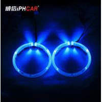 Buy cheap IPHCAR  5W Led Angel Eye White/Red/Blue Cree Chip Led Light Guide Angel Eye Led Halo Ring from wholesalers