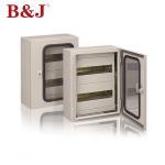 Buy cheap Sheet Metal Wall Mount Electrical Enclosure , IP66 Wall Mount Electrical Box from wholesalers