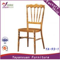 Buy cheap Chiavari Chair Company customized by Manufacturer (YA-93-1) from wholesalers