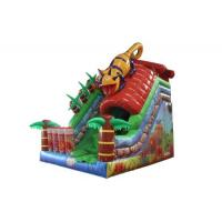 Buy cheap Forest Animal Theme Large Inflatable Slide Inflatable Lizard Slide Wss-257 from wholesalers