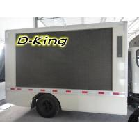 Wholesale Outdoor High-Definition P10 Truck Mounted LED Screen , Video LED Panel Display from china suppliers