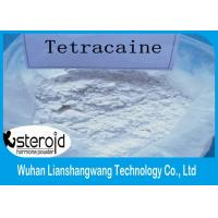 Buy cheap Ophthalmology Antipruritic Anti Pain Drugs Active Pharmaceutical Ingredients CAS 94-24-6 Tetracaine from wholesalers