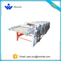 Buy cheap Textile fabric waste recycling machine from wholesalers