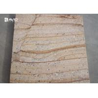 Wholesale Yellow Sandstone Stone Cladding Tiles Moisture Absorption elegant decor from china suppliers
