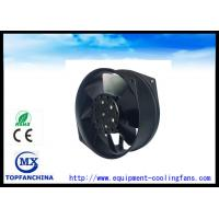 Electric AC Brushless Fan / 6.7 Inch Industrial 220v Cooling Fan 170mm X 55mm Manufactures