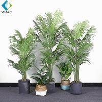Wholesale Palm Bamboo Fake Bonsai Tree For Room Garden Building Landscaping R020005 from china suppliers